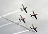 Blades in Formation