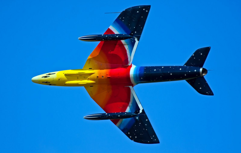 Hawker Hunter - Miss Demeanour