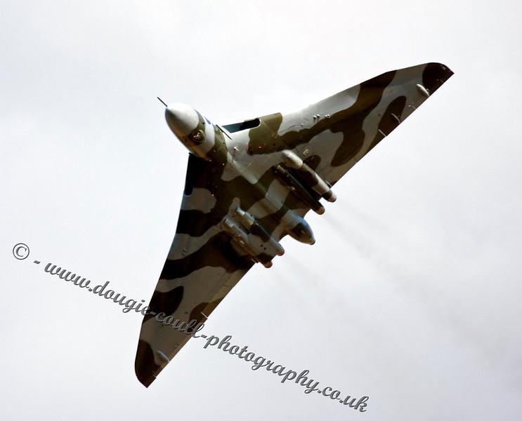 Avro Vulcan - XH558