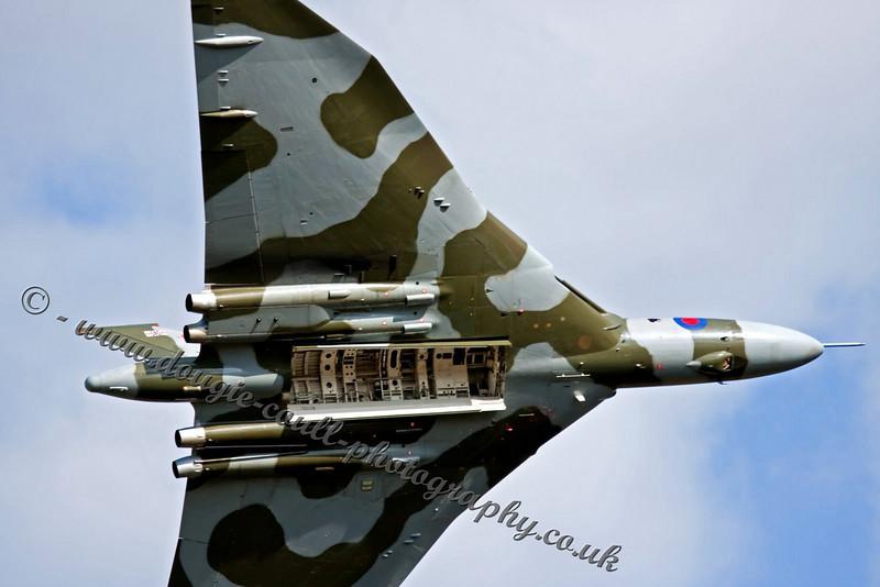 Vulcan - XH558