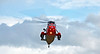 Navy Westland Sea King HAS.5 ZA134 Hovers Over East Fortune - 28 July 2012