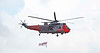 Navy Westland Sea King HAS.5 ZA134 - Flying the White Ensign - East Fortune - 28 July 2012