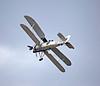 Fairey Swordfish II LS326 Over East Fortune - 28 July 2012