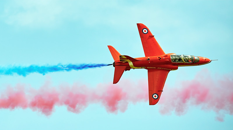 Red Arrow at East Fortune - 25 July 2015