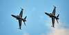Hawk T2s at East Fortune - 25 July 2015