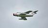 MiG-15 UTI (Polish) Jet Fighter (SB LIM-2) at East Fortune - 23 July 2016