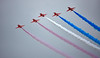 Red Arrows at East Fortune - 23 July 2016