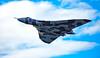 Vulcan Bomber at Prestwick Airshow - 6 September 2014