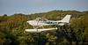Cessna 172 Floatplane at Prestwick Airport - 5 September 2015