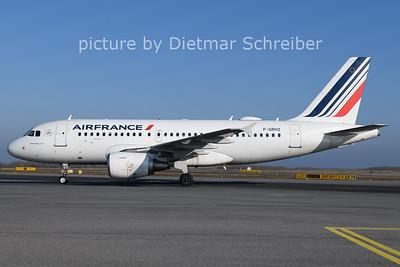 2021-01-11 F-GRHZ Airbus A319 Air France