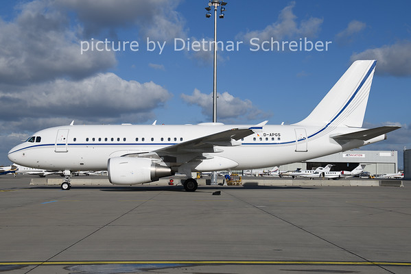 2020-11-20 D-AGPS Airbus A319 K5 Aviation