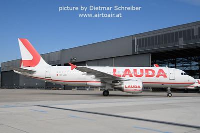 2021-10-11 9H-LON AIrbus A320 Lauda Europe