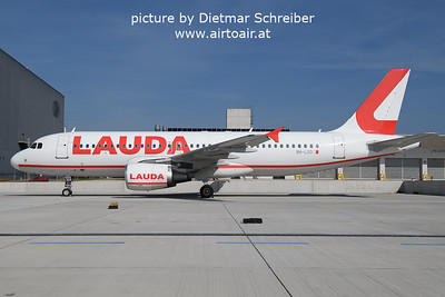 2021-10-02 9H-LOO AIrbus A320 Lauda Europe