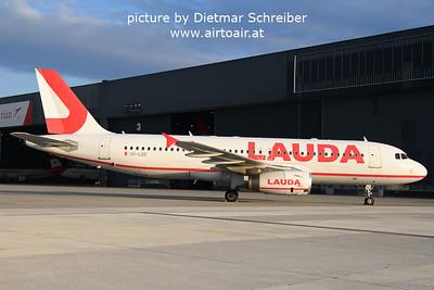 2021-10-12 9H-LOZ Airbus A320 Lauda Europe