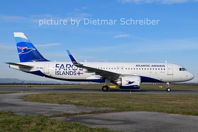 2021-03-30 OY-RCL AIrbus A320neo Atlantic Airways