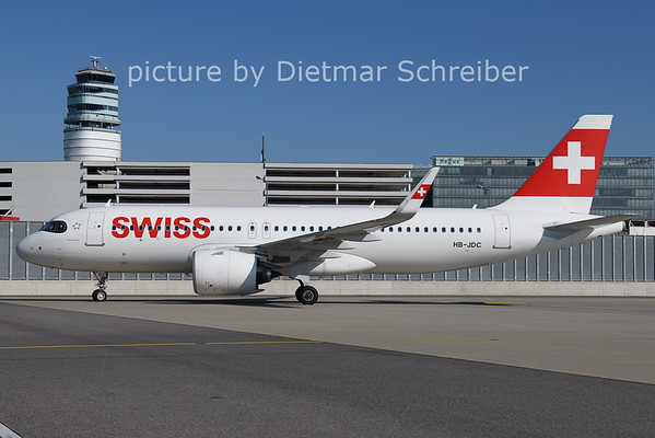 2021-06-10 HB-JDC Airbus A320neo Swiss