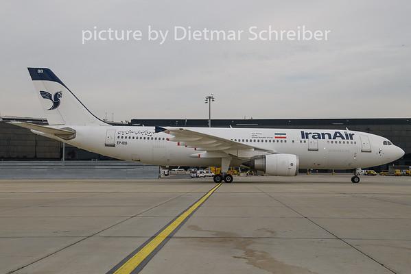 2020-10-10 EP-IBB Airbus A300 Iran AIr