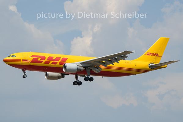 2020-08-09 D-AEAO Airbus A300 DHL