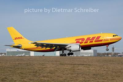 2020-02-13 D-AEAC Airbus A300-600 DHL