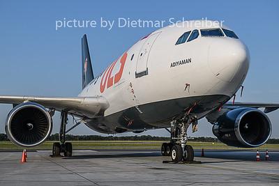 2018-07-30 TC-VEL Airbus A310 ULS Cargo