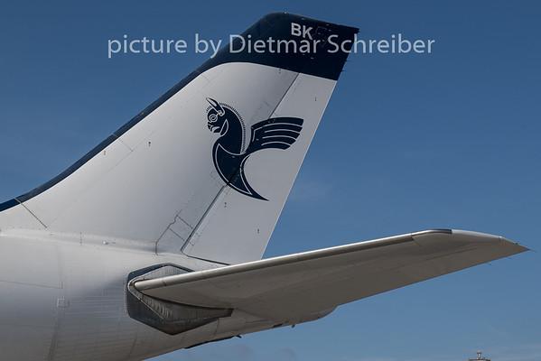 2019-02-06 EP-IBK AIrbus A310 Iran Air
