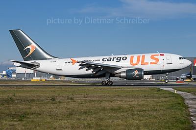 2019-11-14 TC-SGM Airbus A310 ULS Cargo