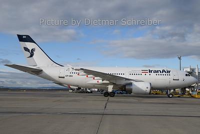 2019-12-25 EP-IBK Airbus A310 Iran AIr