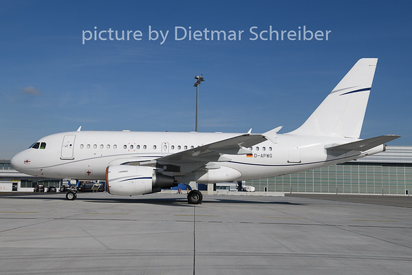 2020-02-15 D-APWG Airbus A318 K5 Aviation