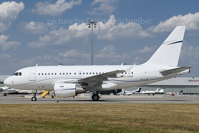 2019-07-26 D-APWG Airbus A318 K5 Aviation