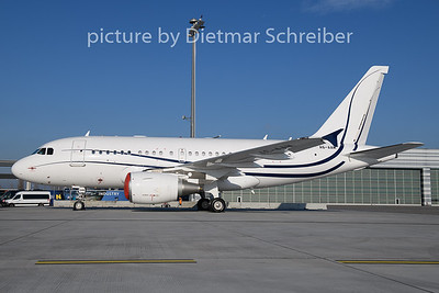 2019-11-23 A6-AAM Airbus A318