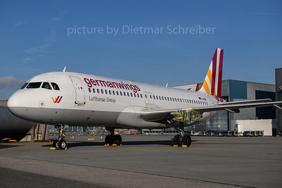 2017-12-25 D-AIQN Airbus A320 Germanwings