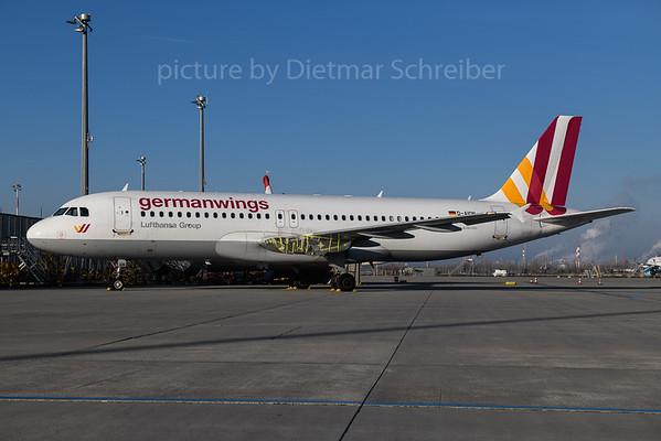 2017-12-25 D-AIQN Airbus A320 Germanwings