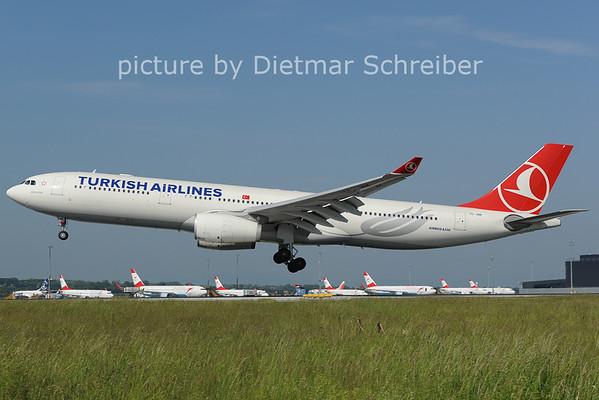 2011-05-19 TC-JNK AIrbus A330-300 THY