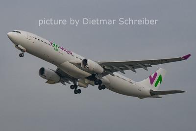 2021-03-03 EC-NHM Airbus A330-300 Wamos AIr