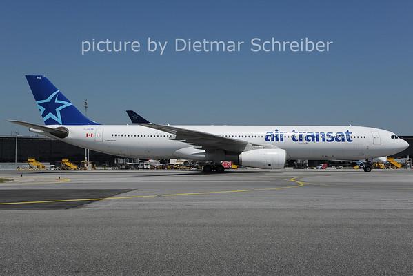 2011-05-19 C-GCTS Airbus A330-300 Air Transat