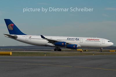 2008-03-13 SU-GBO Airbus A340-200 Egypt Air