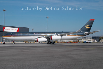 2008-04-09 JY-ABH Airbus A340-200 Jordanian Government