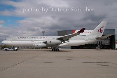 2008-04-07 A7-HHK Airbus A340-200 Qatar Airways