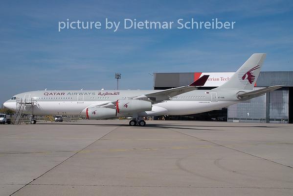 2008-04-09 A7-HHK Airbus A340-200 Qatar Government