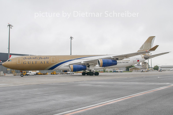 2008-05-19 A9C-LH Airbus A340-200 Gulf Air
