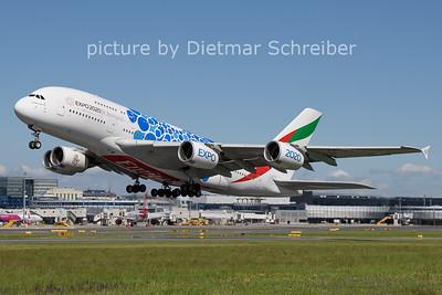 2021-05-16 A6-EOT Airbus 380 Emirates