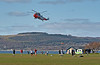 Westland WS-61 Sea King at Greenock - 23 April 2006
