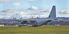 Hercules (QH9018) at Glasgow Airport - 1 April 2017