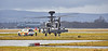 Apache Helicopter (ZJ226) at Glasgow Airport - 12 March 2021