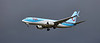 TUI Boeing 737-800 at Glasgow Airport - 23 September 2021