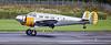 Swissair Douglas DC-3C Beech 18 (N184KP) at Prestwick Airport - 30 August 2018