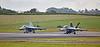 US F/A-18F Super Hornets departing Prestwick Airport - 7 June 2017