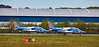 Patrouille de France at Prestwick Airport - 6 May 2017