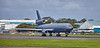US Air Force McDonnell Douglas KC-10A (85-0034) at Prestwick Airport - 9 August 2018