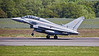 RAF Typhoon T3 (ZJ803) at Prestwick Airport - 7 June 2017